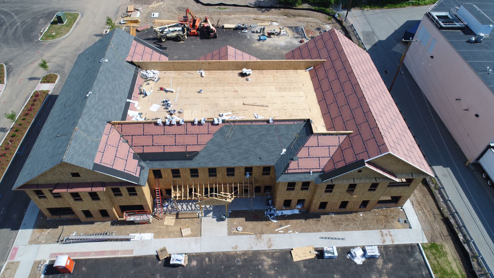 Projects Wb Construction Services Inc